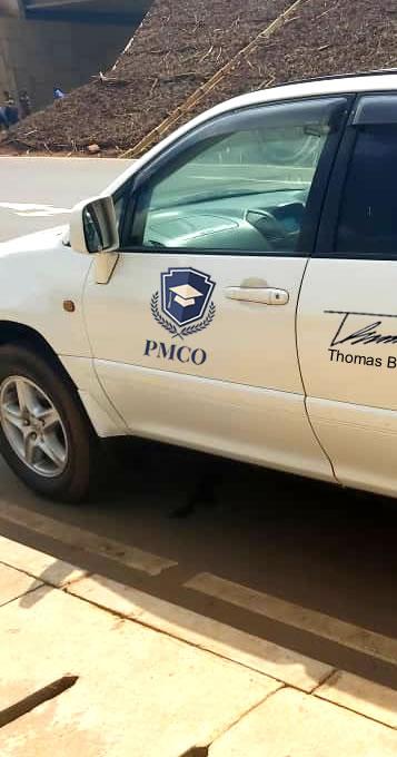 PMCO Fahrzeug und deine Signatur